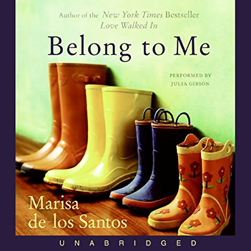 Belong to Me audiobook cover art