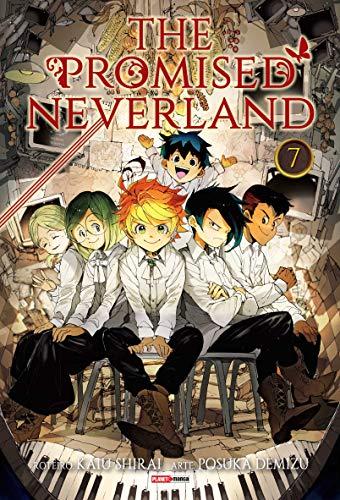 The Promised Neverland Volume 7