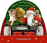 Sound-Adventskalender ? Kleine Weihnachtsmusik: Vintage-Plattenspieler mit 24 Melodien - Barbara Behr