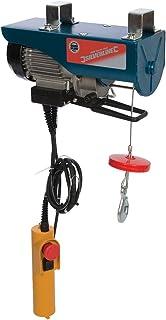 Silverline 264782 - Polipasto eléctrico Silverstorm 500 W, 250 kg (500 W)