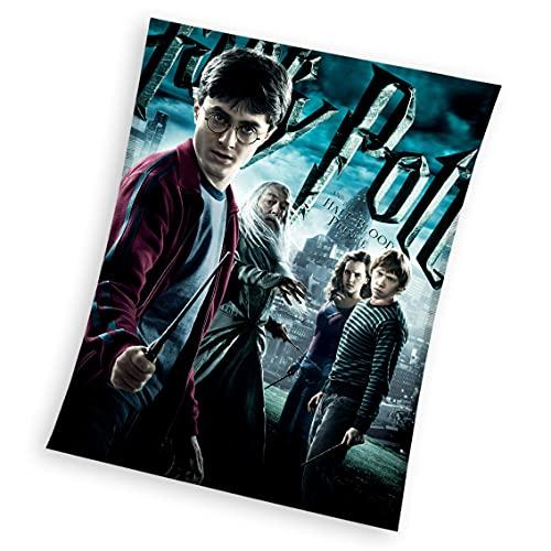 Harry Potter Fleecedecke 130x170cm HP201067