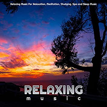 Relaxing Music For Relaxation, Meditation, Studying, Spa and Sleep Music