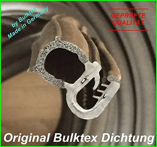Original Bulktex® Fenstergummi Scheibengummi Profilgummi Bagger Minibagger OK O&K O u.K 1,1 t 4mm 5mm 6mm