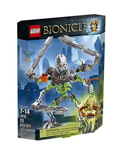 LEGO Bionicle 70792 Skull Slicer Building Kit by LEGO