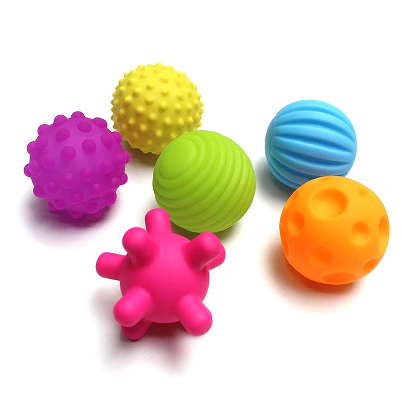 KONIG KIDS Textured Multi Sensory Ball Set