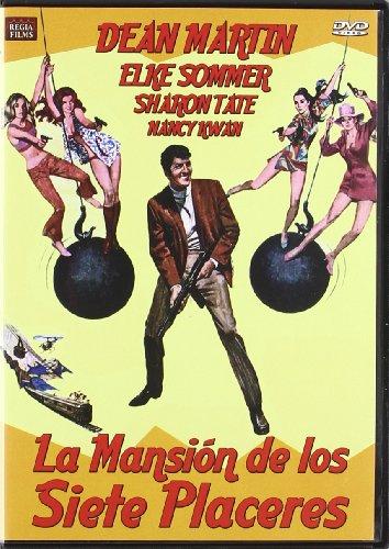 La mansión de los siete placeres (1969) [Spanien Import]
