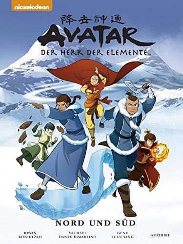 Avatar – Der Herr der Elemente: Premium 5: Nord und Süd (Comicband)