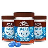 Good Day Chocolate Kid's Sleep Chocolate Supplement - 3 Pack of 50 Count Bottles