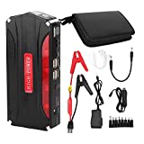 Car Battery Jump Starter,68800mAh 12V Car Jump Starter 4USB Output Emergency Power Bank Battery Charger