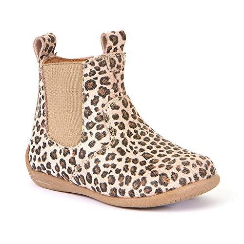 Froddo Leopard Chelsea laarzen, meerkleurig