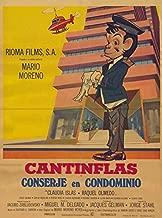Conserje en condominio (Spanish ) POSTER (11