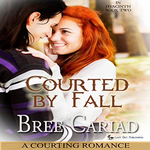Courted by Fall: A Courting Romance audiobook cover art