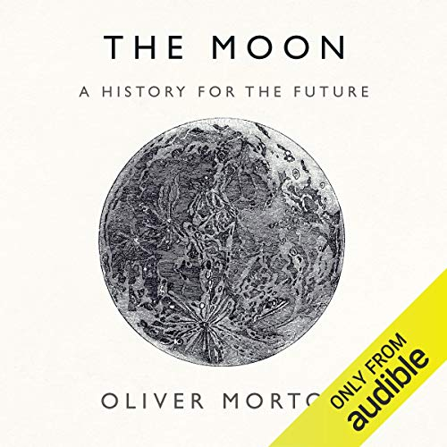 The Moon audiobook cover art