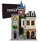 ENJOY ASSEMBLY: This Old Pub Street Set consists of 4030 easy-installation parts in numbered bags- You can enjoy the fun to fight off boredom. BUILD A Detailed Old Pub: The Old Pub is created with 4030 pieces. This set is the perfect addition to any ...