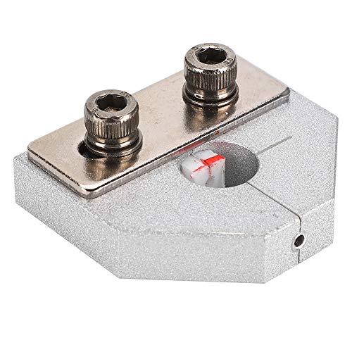 Gaeirt Conector de Fibra, fácil de Usar Accesorios de Impresora 3D de producción precisa Fuerte Resistente para Todas Las máquinas del Mercado