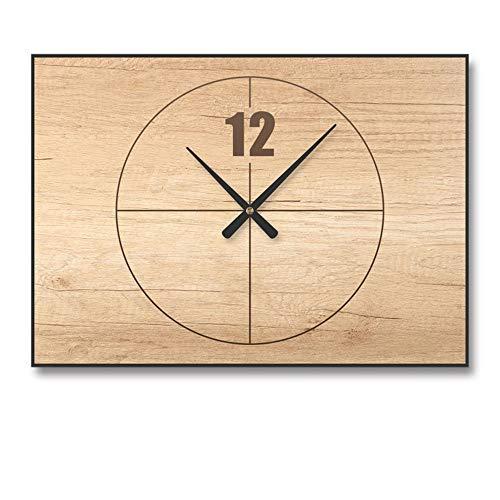 Pintura Decorativa de la Caja del medidor eléctric Nordic enmarcada Relojes y...
