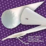 leere Inletts zum selber Befüllen/Kissen für kleine Schultüte/Inlettkissen, 35 cm