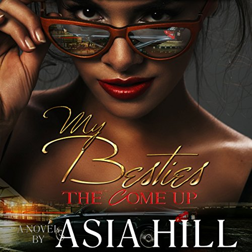 My Besties audiobook cover art