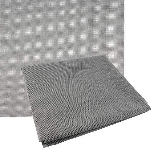 Arisol Softex, voortentkleed, grijs, S - XL, ademend, zacht schuim L 250x500 grijs