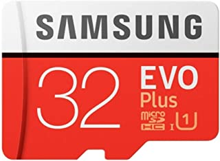 Samsung Evo Plus 2 MicroSd Card 90/20Mbs with Adapter, 32Gb