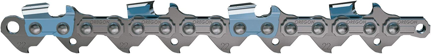 Oregon 22BPX081G Micro-Chisel Saw Chain .325-Inch Pitch .063-Inch Gauge 81 Drive Link Count