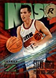 1996-97 SkyBox Z-Force Series 2 Basketball #158 Steve Nash Phoenix Suns RC Rookie Official NBA Trading Card. rookie card picture