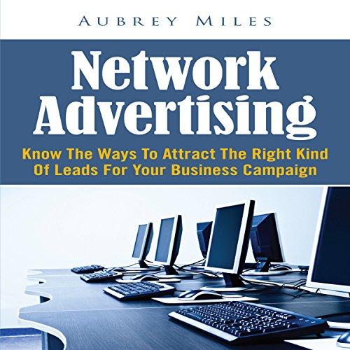 Network Advertising audiobook cover art