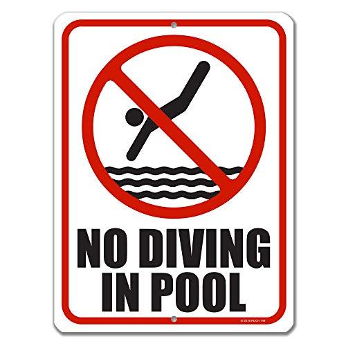 Pool Dekoration kein