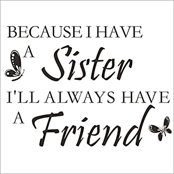Best sister wall decor Reviews
