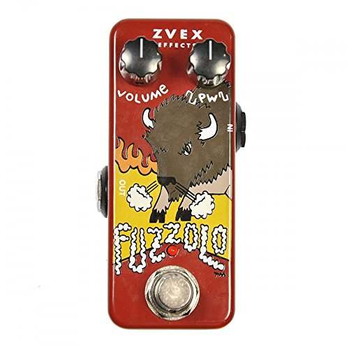 Zvex Fuzzolo Guitar Pedal