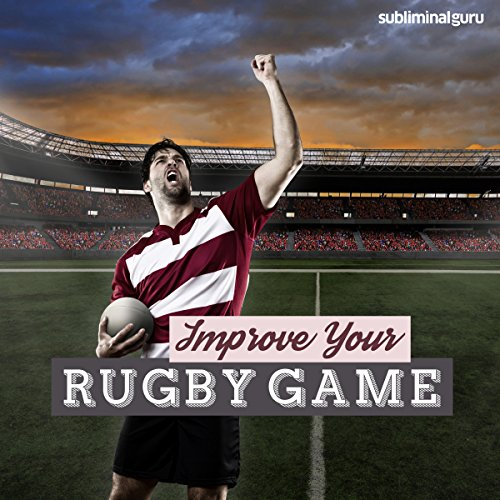 Improve Your Rugby Game audiobook cover art