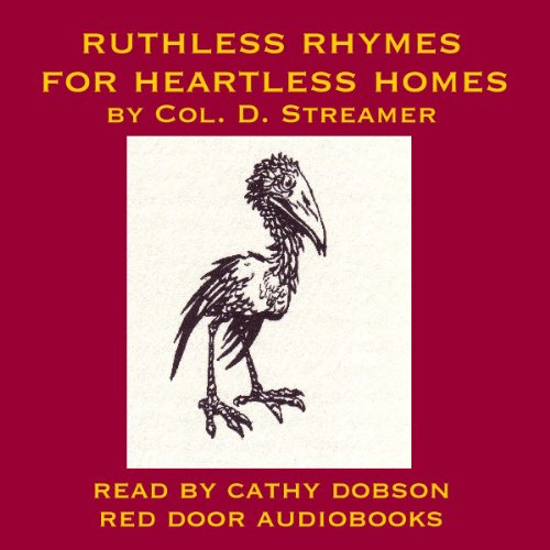 Ruthless Rhymes for Heartless Homes cover art