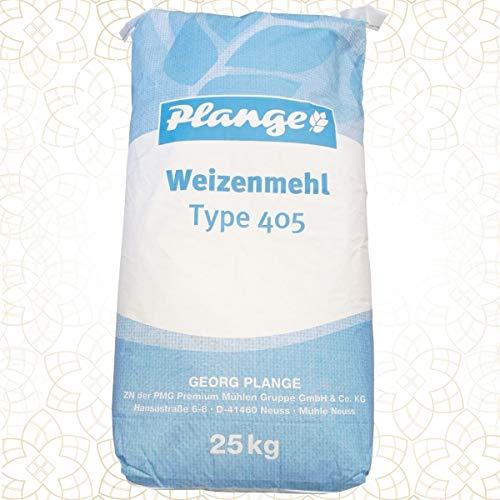 Weizenmehl Plange 405 - 25 Kg