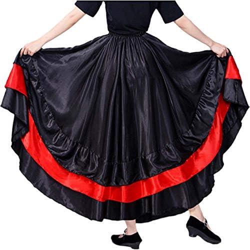 Ruffle skirt Girl/'s skirt Dance skirt Gypsy dance skirt Little Gypsy Flamenco skirt