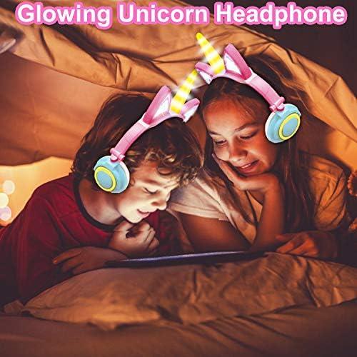 GBD, Unicorn, Kids Headphones