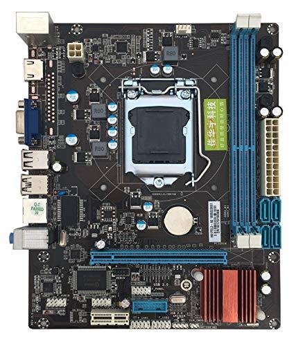 Placa Base de Escritorio H61 USB 3.0 HDMI Socket LGA 1155 i3 i5 i7 DDR3 16G Mainboard