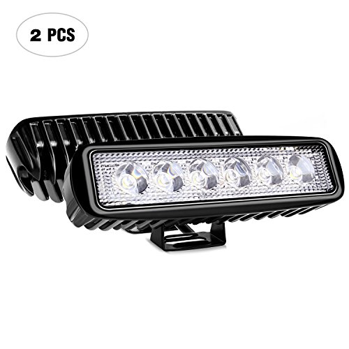 Nilight NI18W LED Fog Light Bars