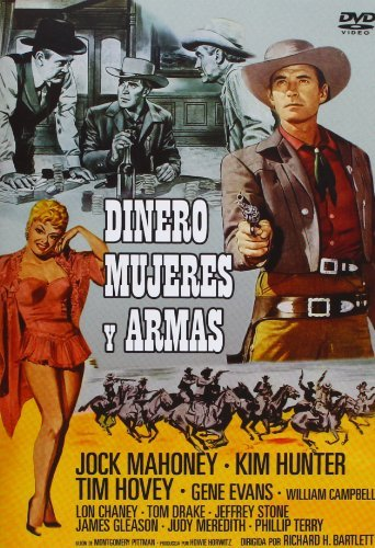 Dinero, Mujeres Y Armas [1958] (Import Movie) (European Format - Zone 2) by Unknown
