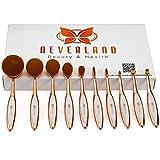 Pack de brochas para maquillaje Neverland