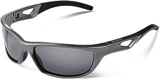 Duduma Polarized Sport Mens Sunglasses for Baseball Fishing Golf Running Cycling with Fashion Women Sunglasses and Men Sunglasses Tr80821 Flexible Superlight Frame