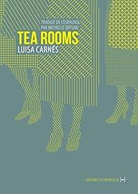 Tea Rooms : Femmes ouvrières par Luisa Carnés
