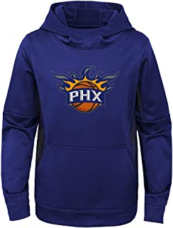 OuterStuff NBA Youth 4-20 Stadium Performance Pullover Sweatshirt Hoodie