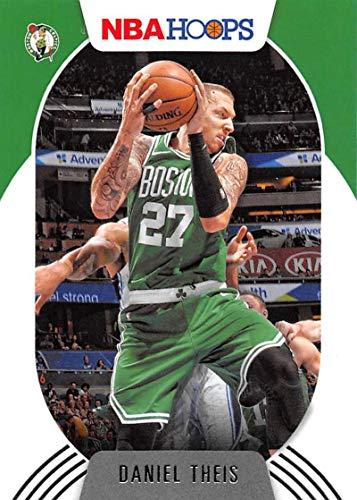 2020-21 PANINI HOOPS #104 DANIEL THEIS CELTICS BASKETBALL NBA