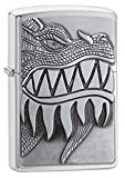 Zippo 60001621 Lighter, Metal, Silver, One Size