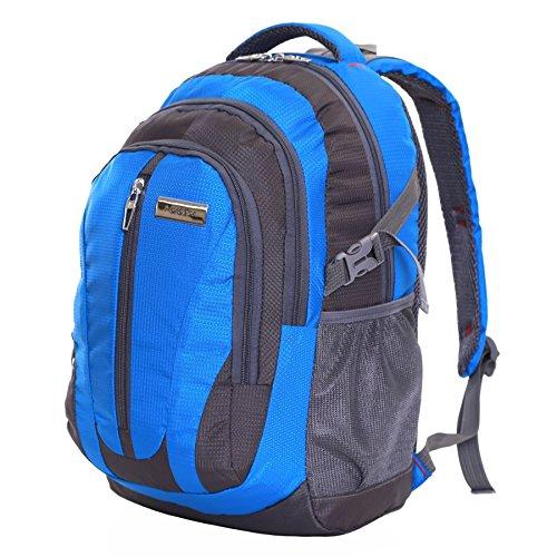 Karabar Foxford 30 liter Super lichtgewicht reizen dragen op cabine handbagage wandelen Camping rugzak rugzak rugzak, goedgekeurd voor Ryanair, EasyJet, British Airways, Virgin, Flybe, Wizzair en meer
