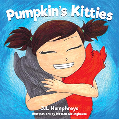 Pumpkins Kitties cover art