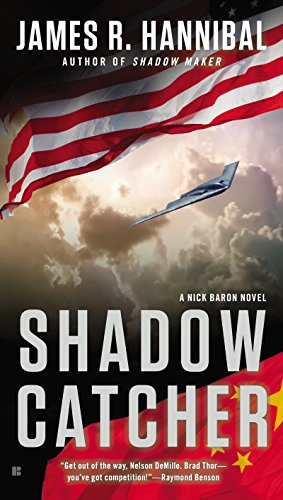 Shadow Catcher (Nick Baron Series Book 1) by [James R. Hannibal]