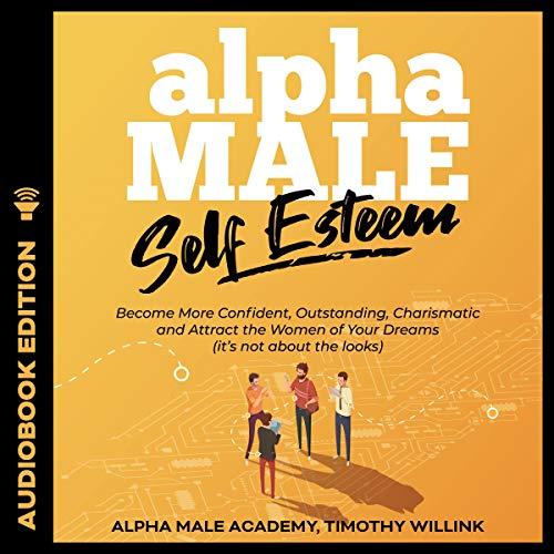 Alpha Male Self Esteem Titelbild