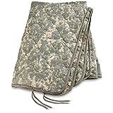 Gi Style Poncho Liner Woobie Blanket Wet Weather Poncho 58' X 86'