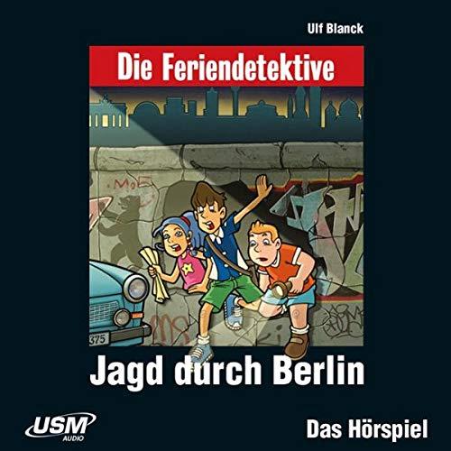 Jagd durch Berlin Titelbild